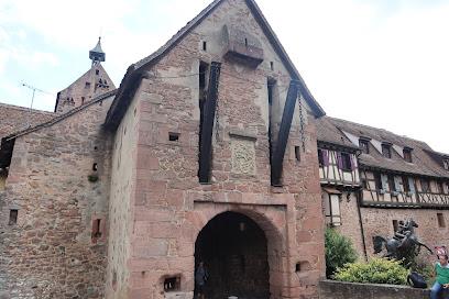 Upper Door