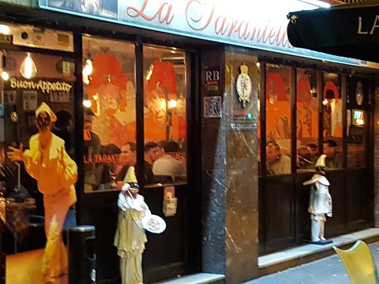 La Tarantella Carrer de Sepúlveda, 98, 08015 Barcelona