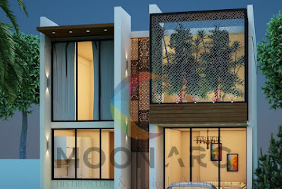 Moon Arc – An Architecture & Interior Studio