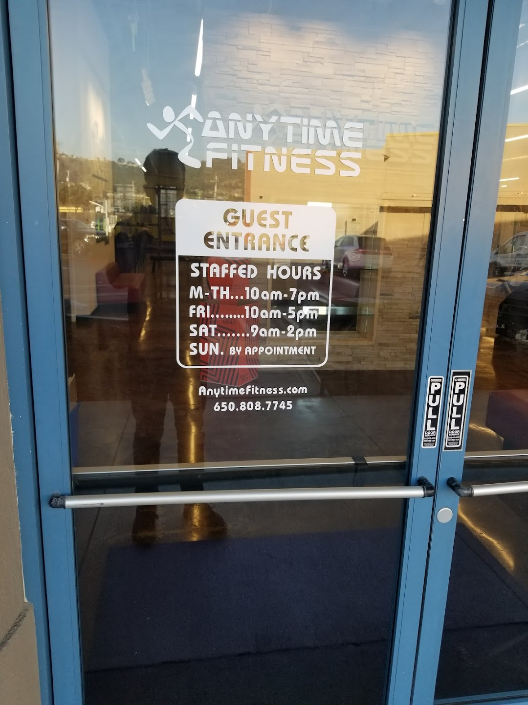 Anytime Fitness Pacifica In The City Pacifica