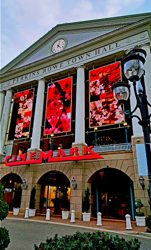 Movie Theater «Cinemark Perkins Rowe», reviews and photos, 10000 Perkins Rowe #125, Baton Rouge, LA 70810, USA