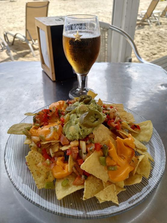 Chiringuito Mamma Beach Burger Bar Passeig Marítim del Bogatell, 115, 08005 Barcelona
