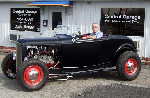 Auto Repair Shop «Central Garage Company Inc.», reviews and photos, 13000 National Rd SW, Reynoldsburg, OH 43068, USA