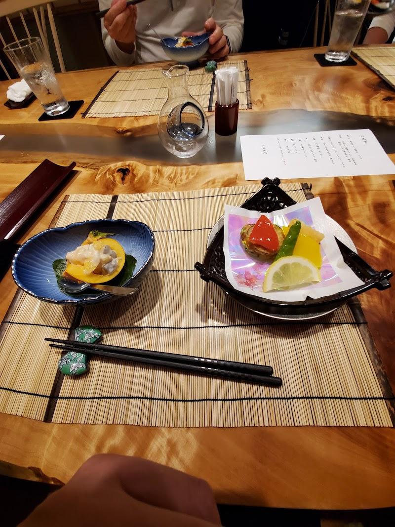 日本料理 六左衛門