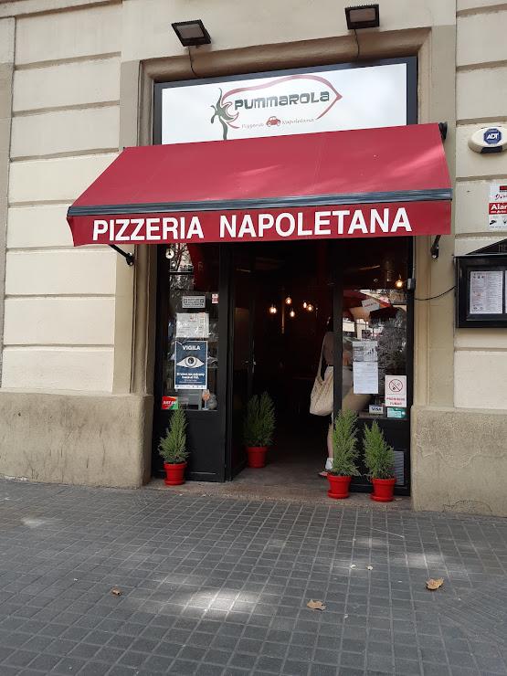 Pizzeria Napoletana Pummarola Ronda de Sant Pau, 59, 08015 Barcelona