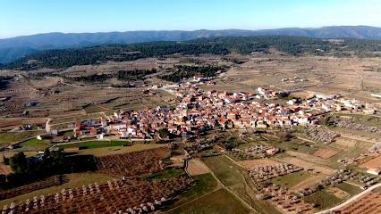 Ayuntamiento de Aras de los Olmos.