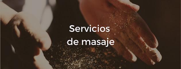 imagen de masajista Servicios de masaje Mauricio Ibáñez