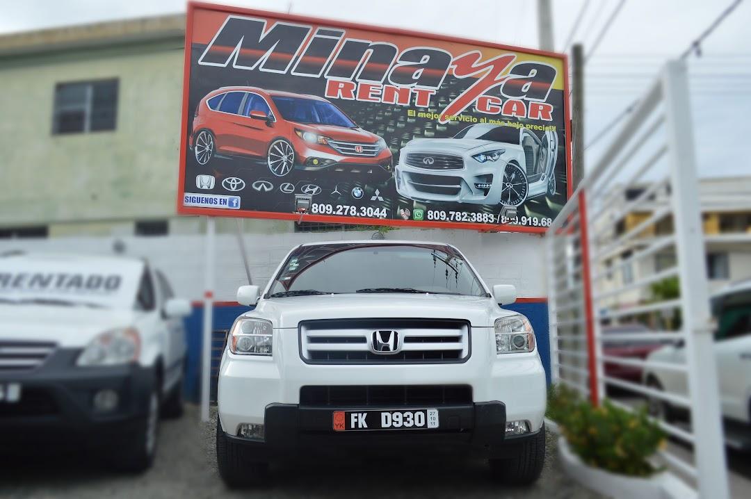 minaya rent car