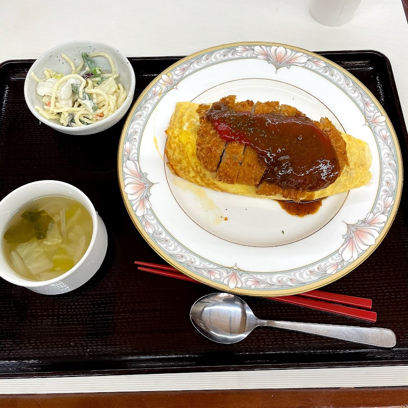 レストランあさお 川崎市麻生区役所