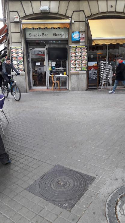 Marina Restaurante Av. de Roma, 151, 08011 Barcelona