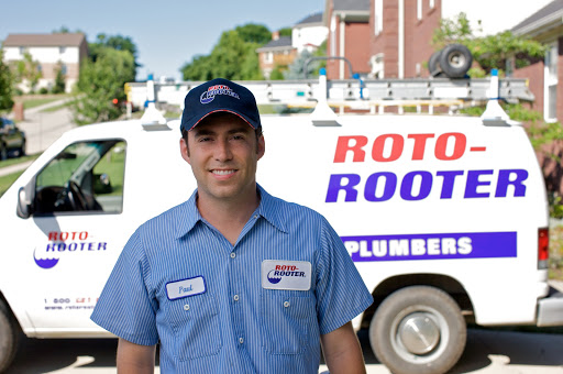 Roto-Rooter Plumbing & Water Cleanup, 322 Jefferson St, Jefferson City, MO 65101, Plumber