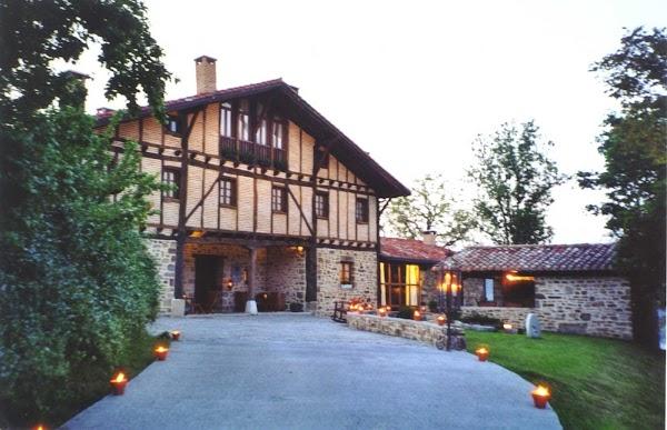Casa rural Caserio Iruaritz
