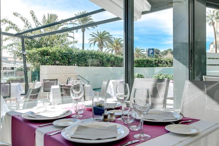 Restaurante Infinity en Sitges Av. Sofia, 2-6, 08870 Sitges, Barcelona