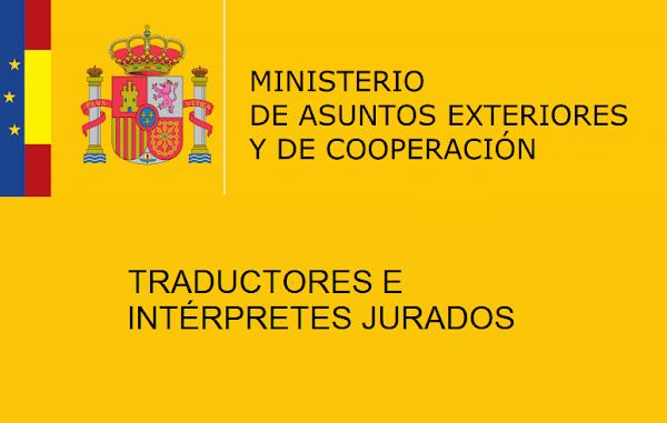 Traductor Jurado Madrid