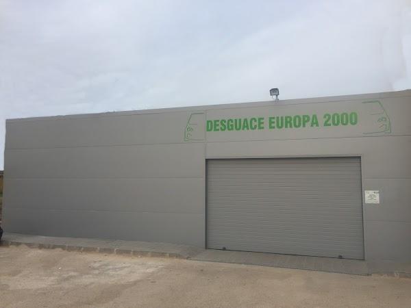 Desguace Europa 2000
