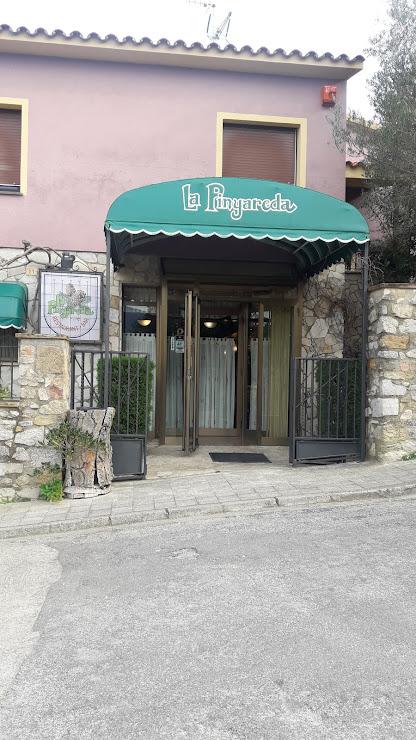 Restaurant La Pinyareda Carrer la Pinyareda, 11, 17707 Agullana, Girona