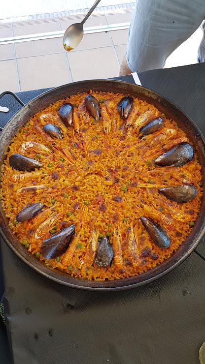 Restaurante Santi s'Abanell,, Passeig de s'Abanell, 32, 17300 Blanes, Girona