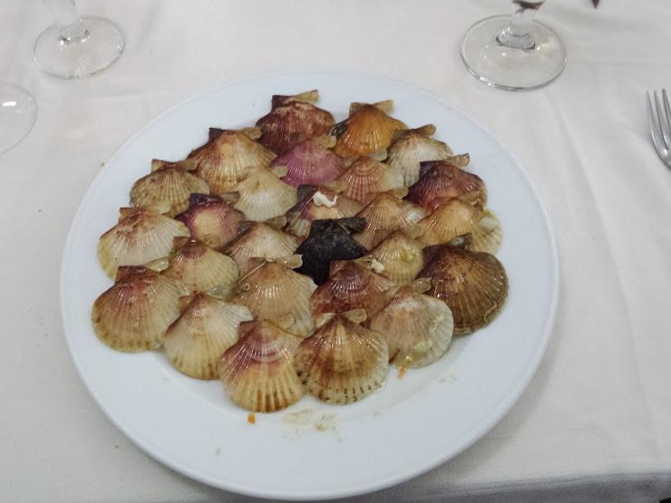 Restaurante Rías de Mera Carrer del Consell de Cent, 299, 08007 Barcelona