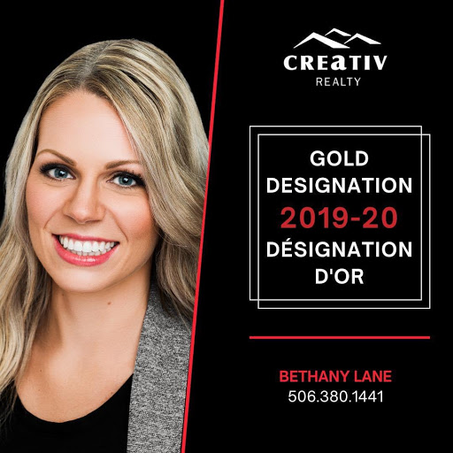 Real Estate - Personal Bethany Lane REALTOR® - Creativ Realty in Moncton (NB) | LiveWay
