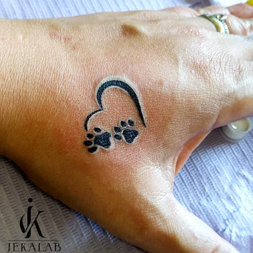 Jeka Lab trucco semipermanente e tatuaggi