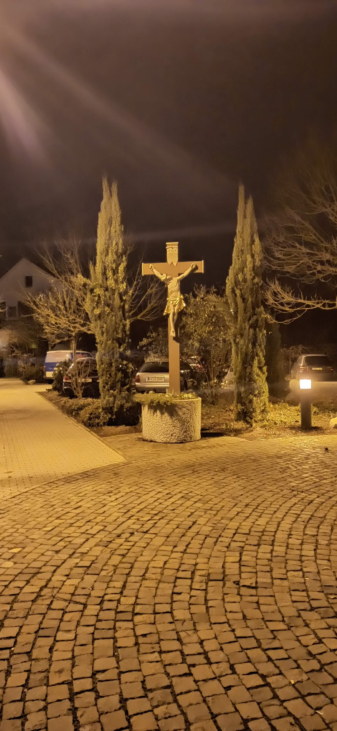 Kirrlach Am Kreuz