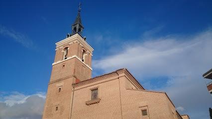 Parroquia San Salvador de Leganés