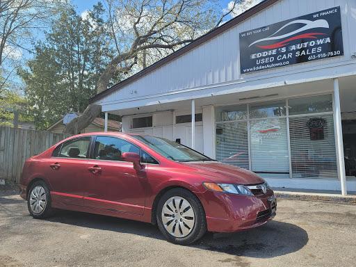 Car Dealership Eddie's Autowa in Ottawa (ON) | AutoDir