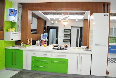 Kiwa Modular KitchenSurendranagar Dudhrej