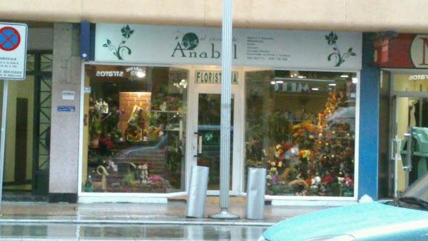 FLORISTERIA EL JARDIN DE ANABEL