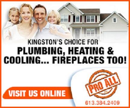 HVAC PRO ALL Plumbing HVAC & Electrical in Kingston (ON) | LiveWay