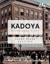 Kadoya Gallery logo