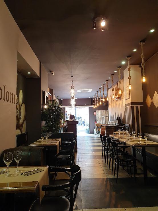 Restaurant Colom Rambla del Poblenou, 56, 08005 Barcelona
