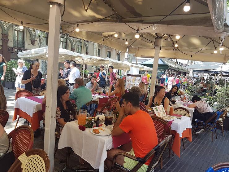 Restaurante Hare Krishna Carrer d'Escudellers Blancs, 14, 08002 Barcelona