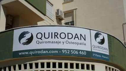 imagen de masajista Quirodan