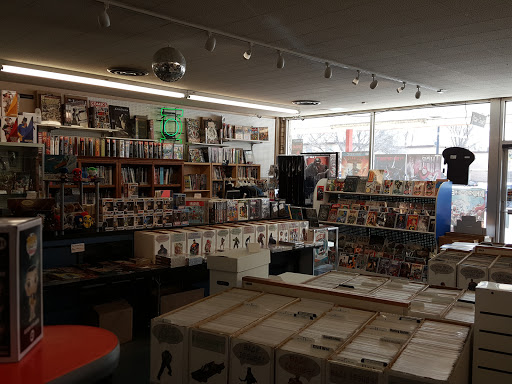 Book Store «Star Comics», reviews and photos, 2014 34th St, Lubbock, TX 79411, USA