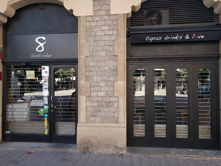 OchoBcn Carrer de Tamarit, 109, 08015 Barcelona