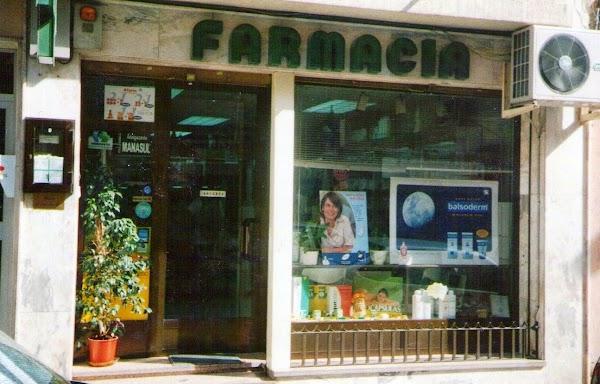Farmacia A. Pablo Moreno de Arcos Mora