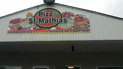 Pizza St- Mathias