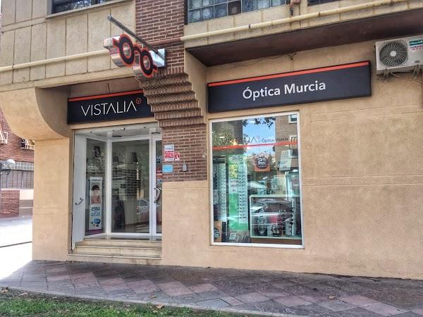Vistalia Optica Murcia