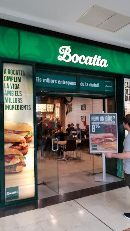 Restaurante Bocatta Carrer de Potosí, 2, 08030 Barcelona