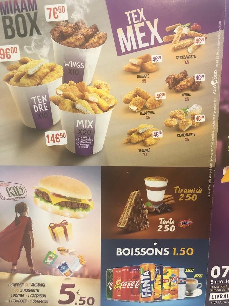 photo du resaurant Miaam food