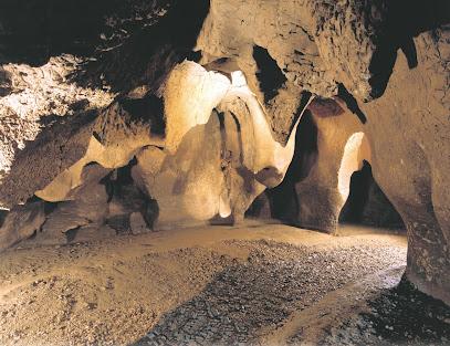 Parc Prehistòric de les Coves del Toll de Moià