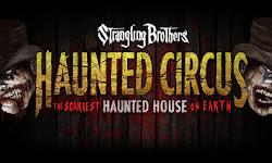 Strangling Brothers Utah Haunted Circus