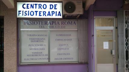 imagen de masajista FISIOTERAPIA ROMA Móstoles