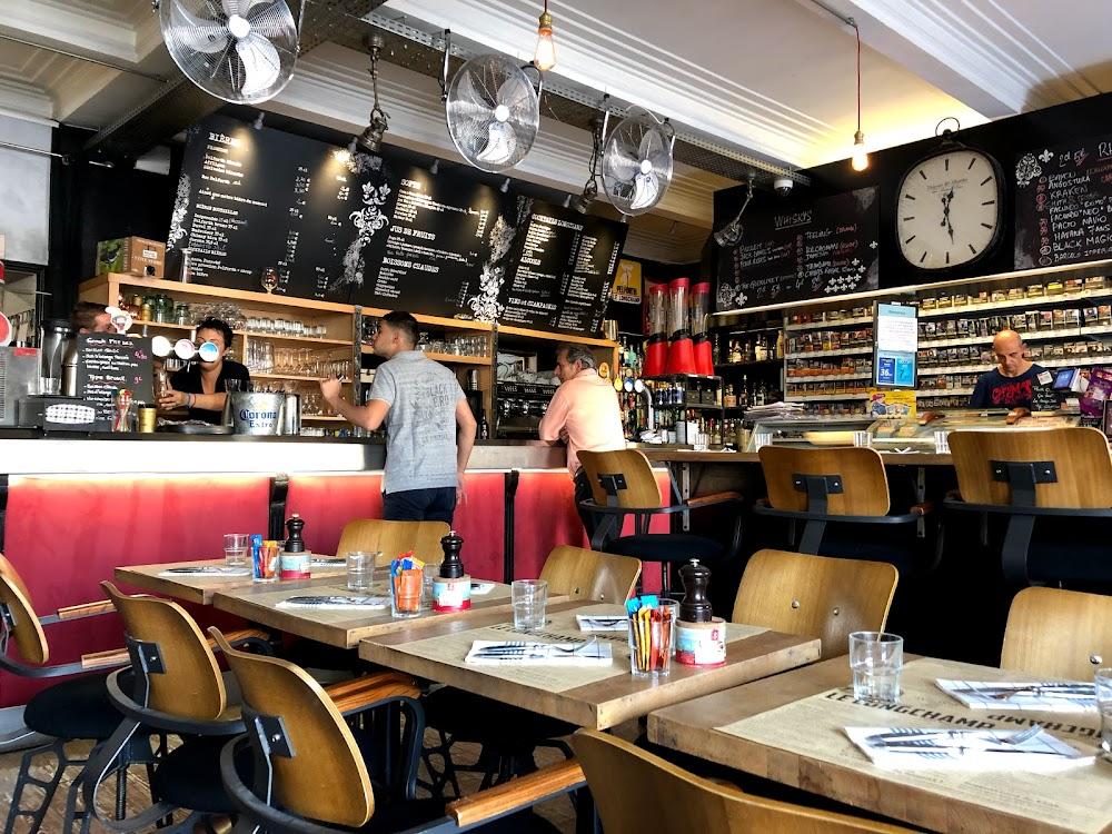 photo du resaurant Le Longchamp