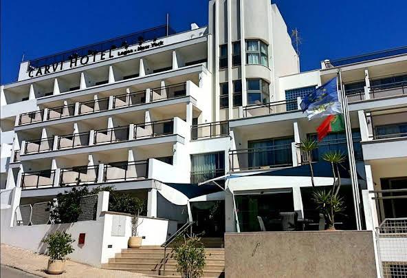 Carvi Beach Hotel Algarve