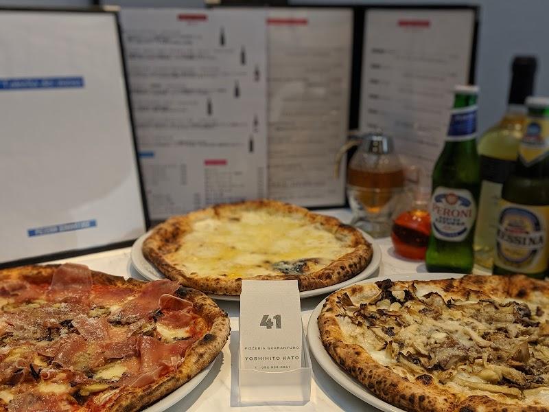 Pizzeria Quarantuno 41