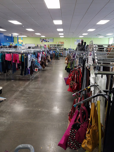 Goodwill Store, 1221 James Ave, Bedford, IN 47421, Thrift Store
