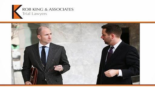 Rob King & Associates, 22 E Washington St #310, Indianapolis, IN 46204, Personal Injury Attorney