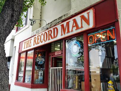 Record Man!